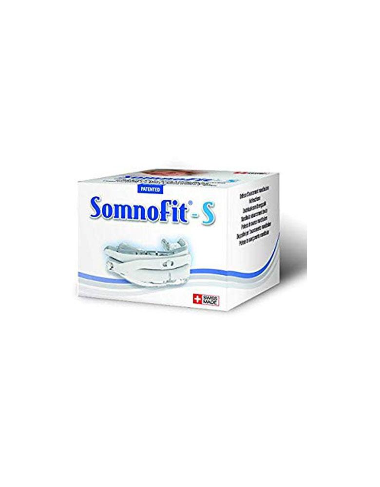 Somnofit-S - Pajisje per trajtimin e apnea gjate gjumit dhe gerrhatjes